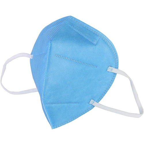 N95 Mask pm2.5 4-Layer KN95 Face Mask Adult Anti-fog Haze Dustproof Non-Woven Fabrics Mask 5 pcs